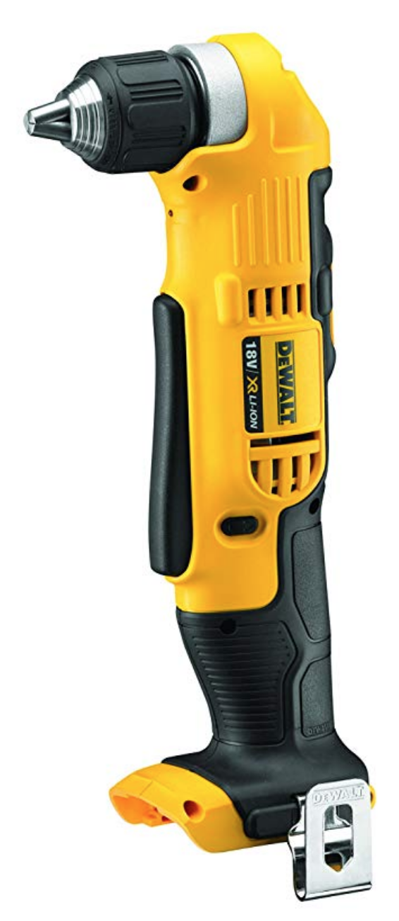perceuse angle dewalt