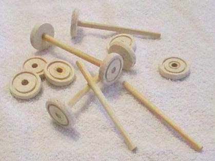 fabriquer jouet roulette