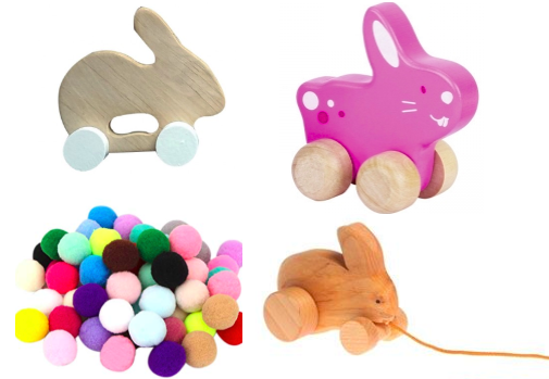 faire jouet lapin